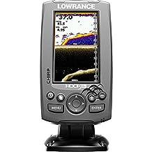 Lowrance 000-12640-001 Hook-4X Sonar W/Mid/Hi XDCR