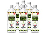 Smartfuel Pourable Liquid Bio-ethanol Fireplace Fuel 1/2 Case (6 Liters) For Sale