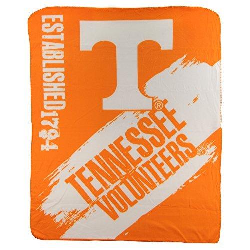 (The Northwest Company NCAA Collegiate School Logo Fleece Blanket (Tennessee Volunteers))