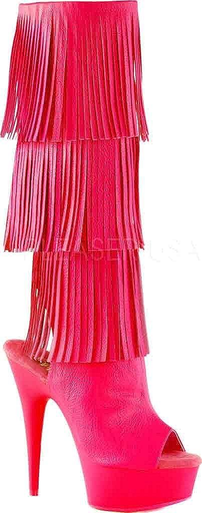 [プリーザー] DEL2019-3NHPPUM 深い 粉 色 24.0 cm