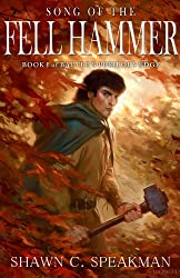 Song of the Fell Hammer (Battle's Perilous Edge Book 1) (English Edition)