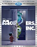 Monsters, Inc. (Five-Disc Ultimate Collector's Edition) (Blu-ray 3D / Blu-ray / DVD Combo + Digital Copy) by Disney by David Silverman Pete Docter