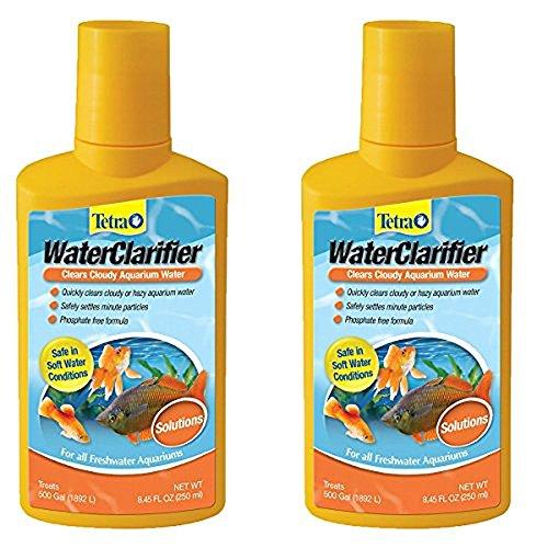 (Tetra 77136 Water Clarifier, 8.45-Ounce, 250-ml (2 Pack) )