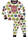 Transformers Boys Pajamas Size 6 Gray