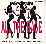 hype turntable - Groovy Ghetto: All the Rage, The Ultimate Megamix
