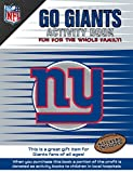 new york giants puzzle - NFL New York Giants Activity Book/Blue/White/One Size