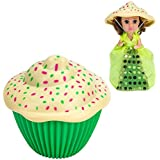 Cupcake Surprise Princess Edition Scented Doll Debby + Bonus Matching Mini Cupcake Surprise Doll Debby Set Of 2