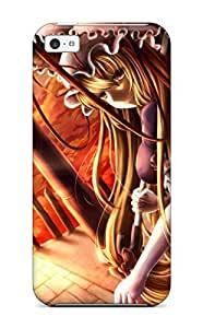 TYH - Durable Protector Case Cover With Anime - Touhou Hot Design For Iphone 4/4s phone case
