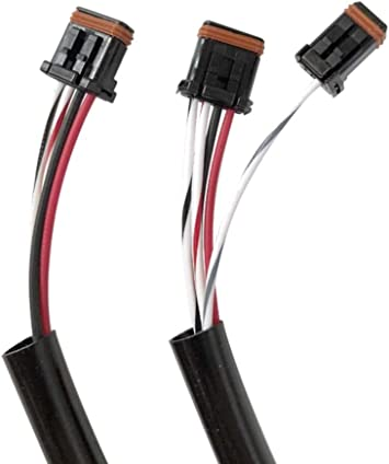 Amazon.com: Harley Handlebar Wiring Extension Harness for 2011 and Newer  Harley-Davidson models CAN Circuit (10