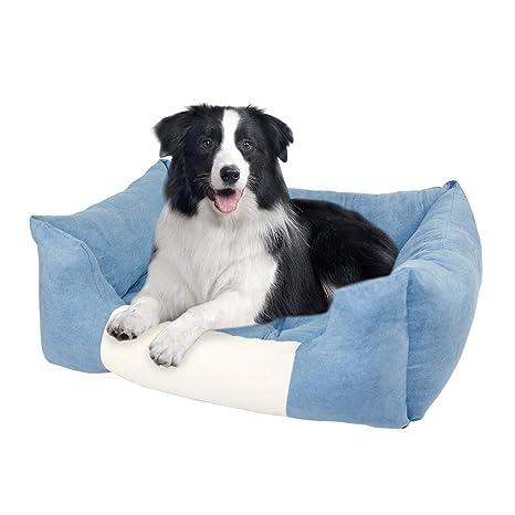 DZL- Cama de Perros y Mascotas Básica Camas para Perros Cama ...