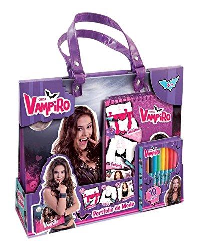 Canal Toys - Chica Vampiro - Portfolio de Mode