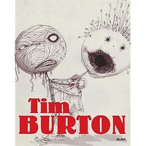 Tim Burton par Magliozzi
