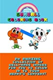 The Amazing World of Gumball Coloring Book