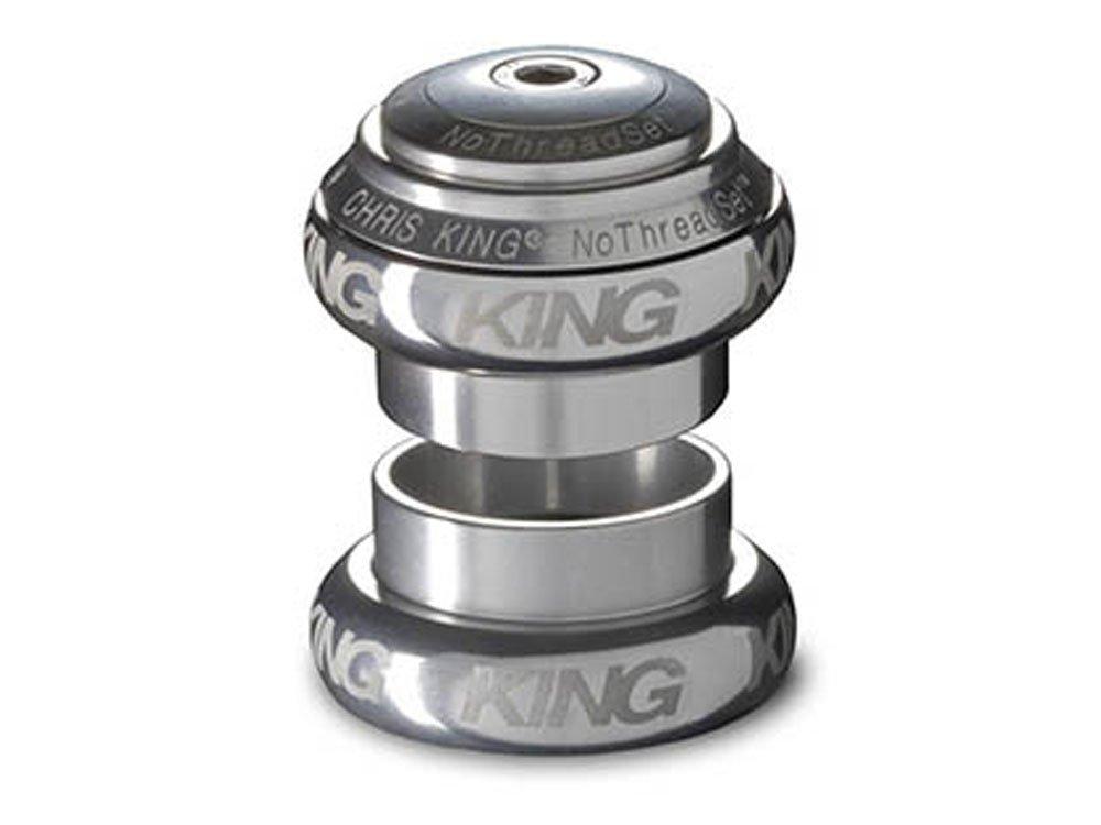 CHRIS KING(クリスキング) 1-1/8 NTS GRIPLOCK ヘッドセット SOTTO VOCE シルバー FS0045 B076HNCMV5