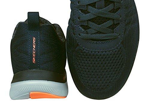 para De Deporte Exterior Zapatillas 0 Azul Hombre Flex Advantage 2 Skechers RnwxqU0Xq