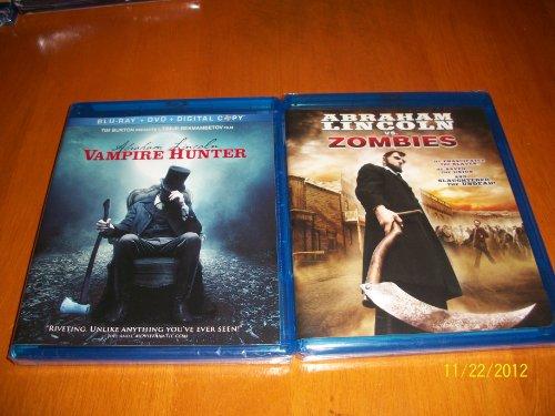 Abraham Lincoln Vampire Hunter & Abraham Lincoln vs. Zombies