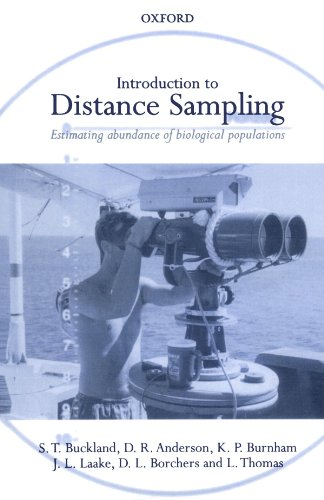 Introduction to Distance Sampling: Estimating Abundance of Biological - Buckland Dr