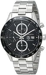 TAG Heuer Men's CV2010.BA0786 Carrera Automatic Chronograph Watch