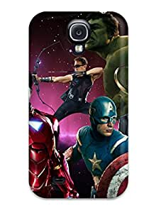Best Snap-on Case Designed For Galaxy S4- The Avengers 53