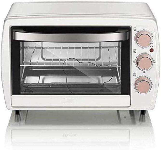 QJY Horno for pizzas, Breadmakers, Horno eléctrico del hogar Doble ...