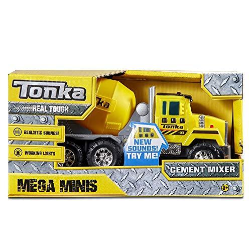 Tonka MEGA Mini Cement Mixer