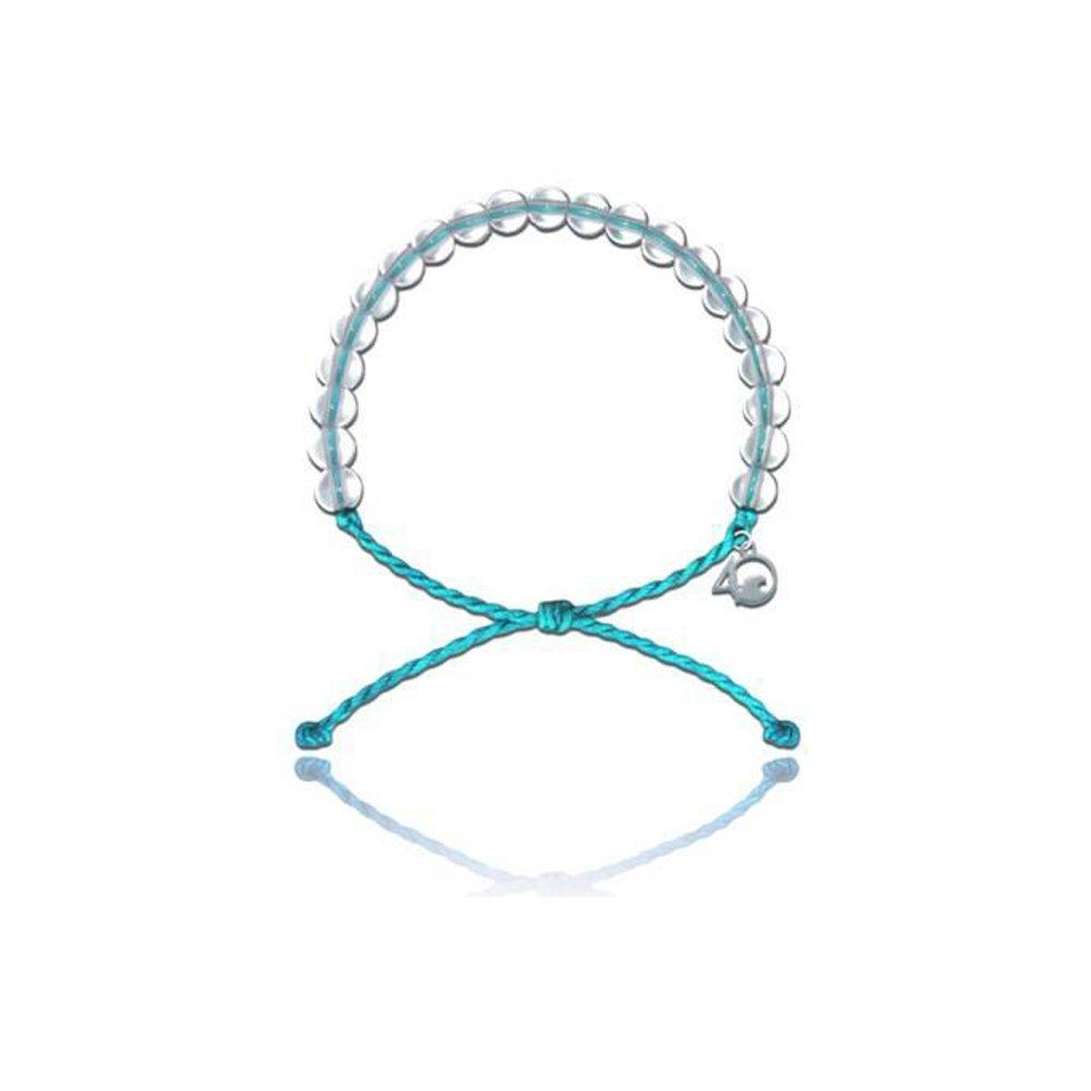 4Ocean World Ocean Day Bracelet Teal - Limited Edition