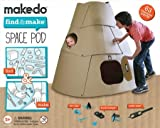 Makedo Find And Make Space Pod