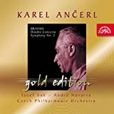 Ancerl gold edition vol.31 - Double concerto opus 102 - Symphonie n° 2