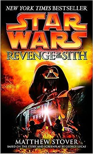 Amazon Com Star Wars Episode Iii Revenge Of The Sith 9780345428844 Matthew Stover Books