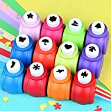 LoveInUSA Punch Craft Set, 10 Pack Hole Punch