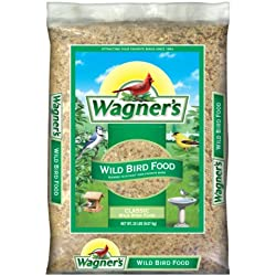 Wagner's 52004 Classic Wild Bird Food, 20-Pound Bag