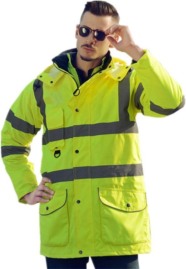 軽量で 防水レインジャケットとパンツ、反射野外活動用レインコート (色 : 緑, サイズ : Medium)