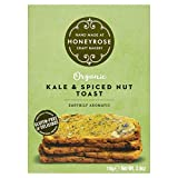 Honeyrose Kale & Spiced Nut Toast - 110g (0.24lbs)