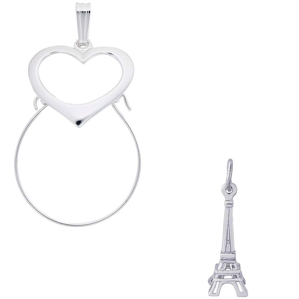 Eiffel Tower Rembrandt Charms