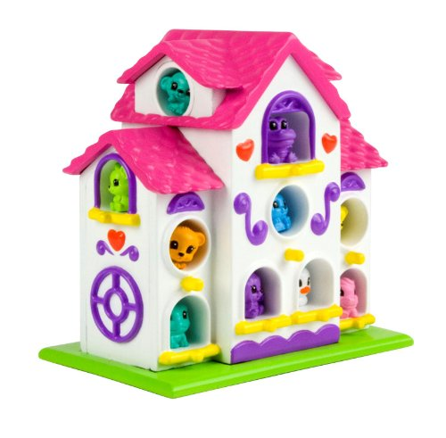 Squinkie Girl Zinkies House Theme product image