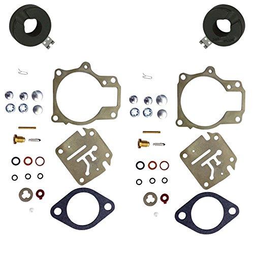 0396701 - carburetor kit with float