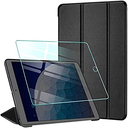 AROYI Funda y Protector de Pantalla para Apple iPad Air 10.9