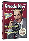 Buy Groucho Marx TV Classic: 3-Disc Collector