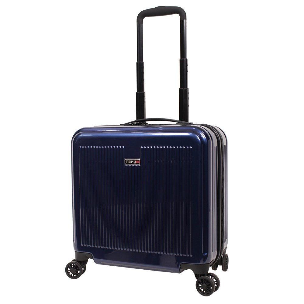 Revo Luna Wheeled Business Tote, Navy by Revo Luggage