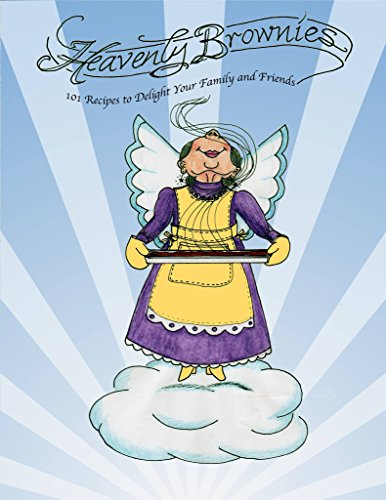 Heavenly Brownies: 101 Recipes to Delight Your Family & Friends (Heavenly Food) by [Hartwell, Nancy]