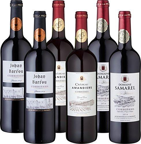 Wein Probierpaket Das Beste aus Corbiere (6 x 0.75 l)