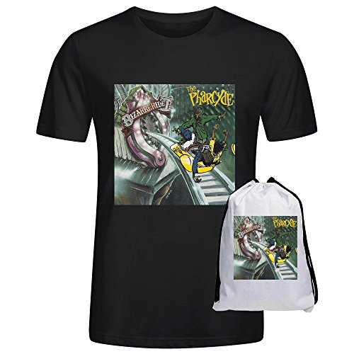 The Pharcyde Bizarre Ride Ii The Pharcyde Funny Tee Shirts For Men Black