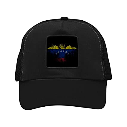 565116dadbd GHFDD1DF6 Columbia Eagle Flag Customized Leisure Patched Twill Mesh Cap  Hats for Adults Black