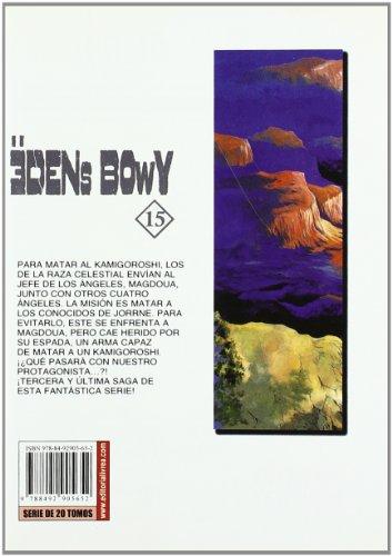 Eden'S Bowy 15 (Spanish Edition)