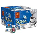 Copper Moon Kona Blend Single Cup Pod, 40 Count
