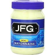 JFG Mayonnaise, 16-Ounce
