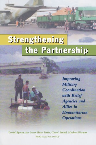 Strengthening the Partnership: Improving Military Coordination with Relief Agencies and Allies in Humanitarian Operation