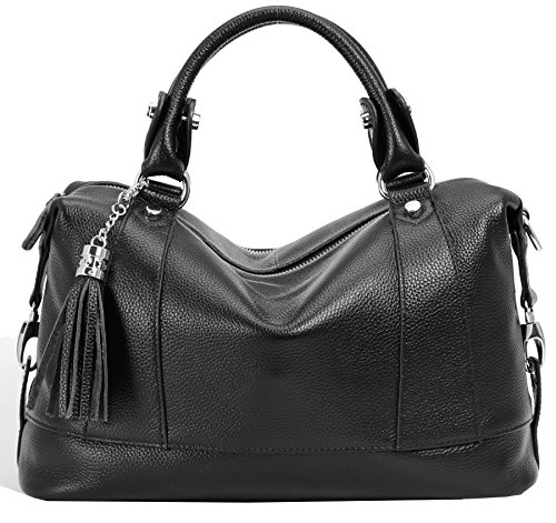 Heshe-Leather-Shoulder-Bag-Womens-Tote-Top-Handle-Handbags-Cross-Body-Bags-for-Office-Lady