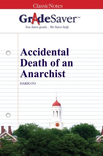 Teaching Accidental Death of an Anarchist