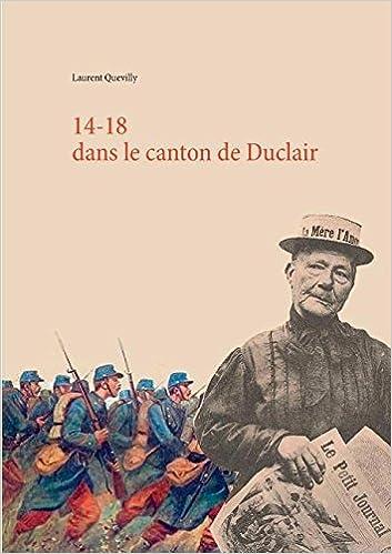 Téléchargement 14-18 dans le canton de Duclair pdf, epub ebook